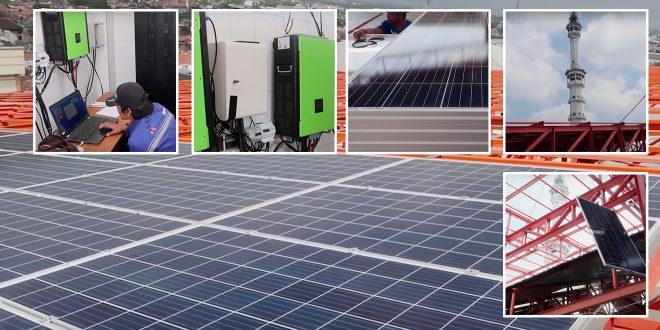 listrik tenaga surya tulungagung