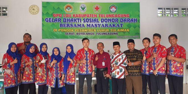 ldii tulungagung donor darah